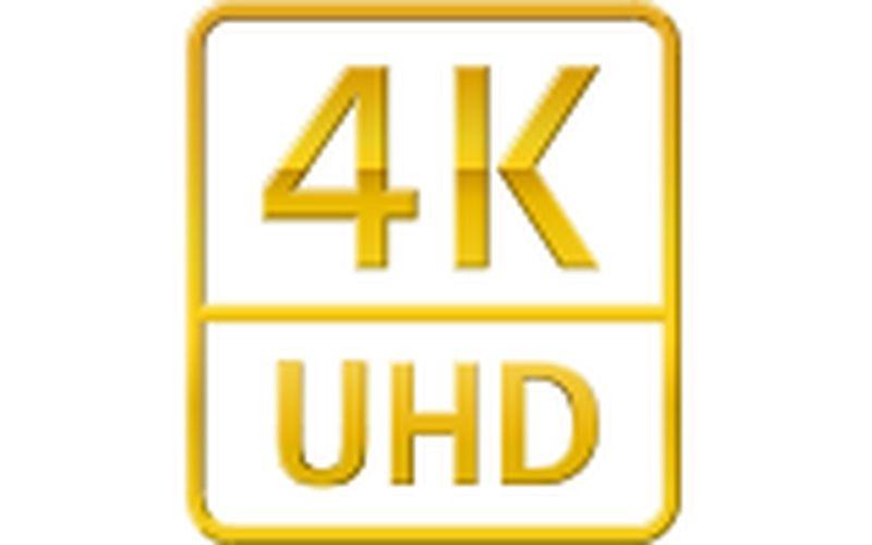 4K UHD / 25P