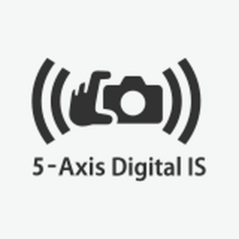 5-Axis digital IS