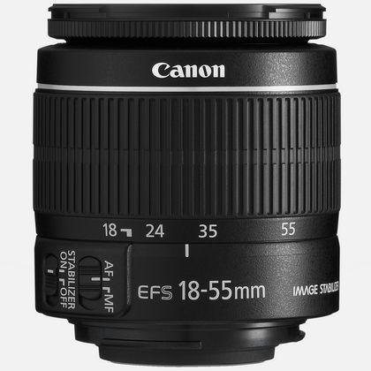 Objectif Canon EF-S 18-55mm f/3.5-5.6 IS II