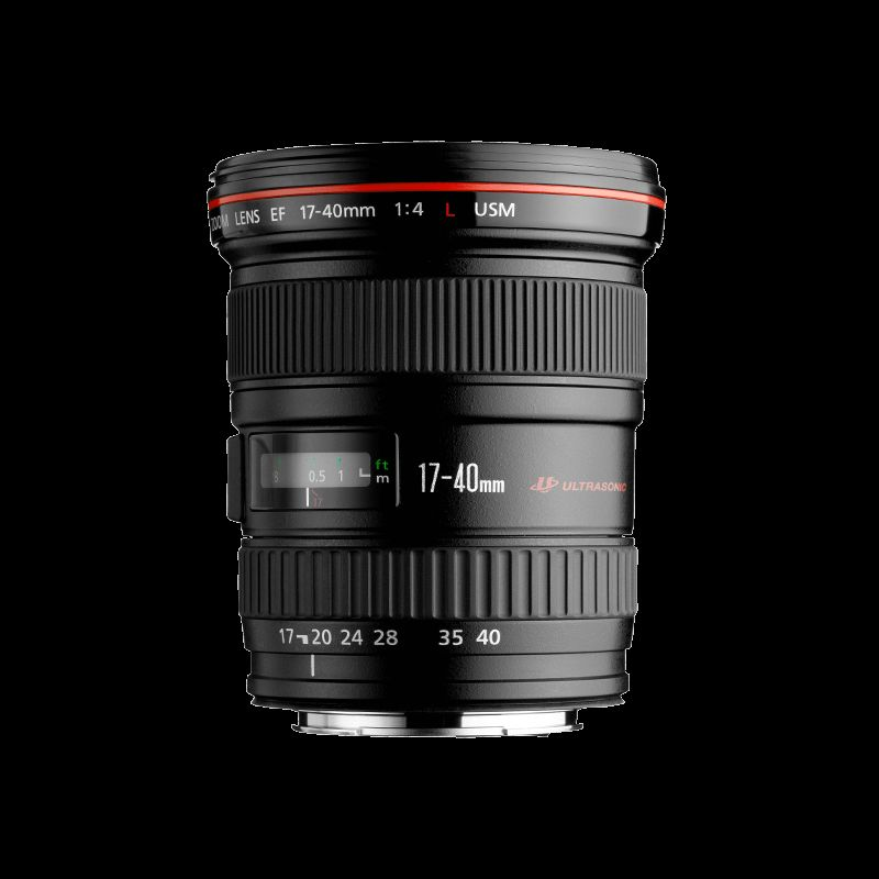 EF 17-40mm f/4L USM L series Lense