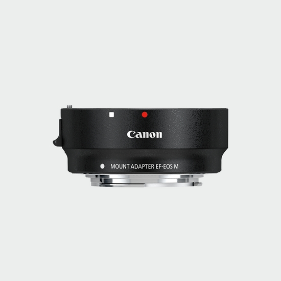 0135T435 - Canon Lens Mount Adapter EF-EOS M