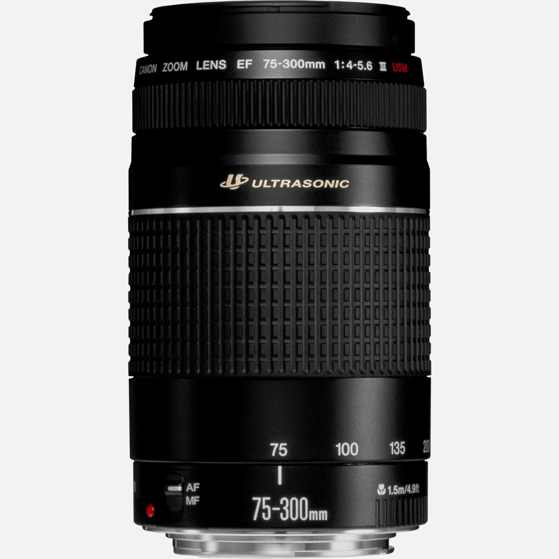 Image of Obiettivo Canon EF 75-300 mm f/4-5.6 III USM