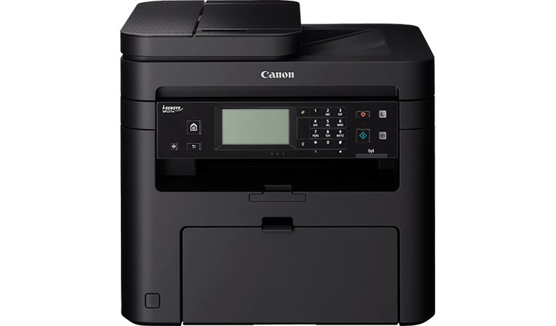 i-SENSYS MF237w Canon Office Black Printer