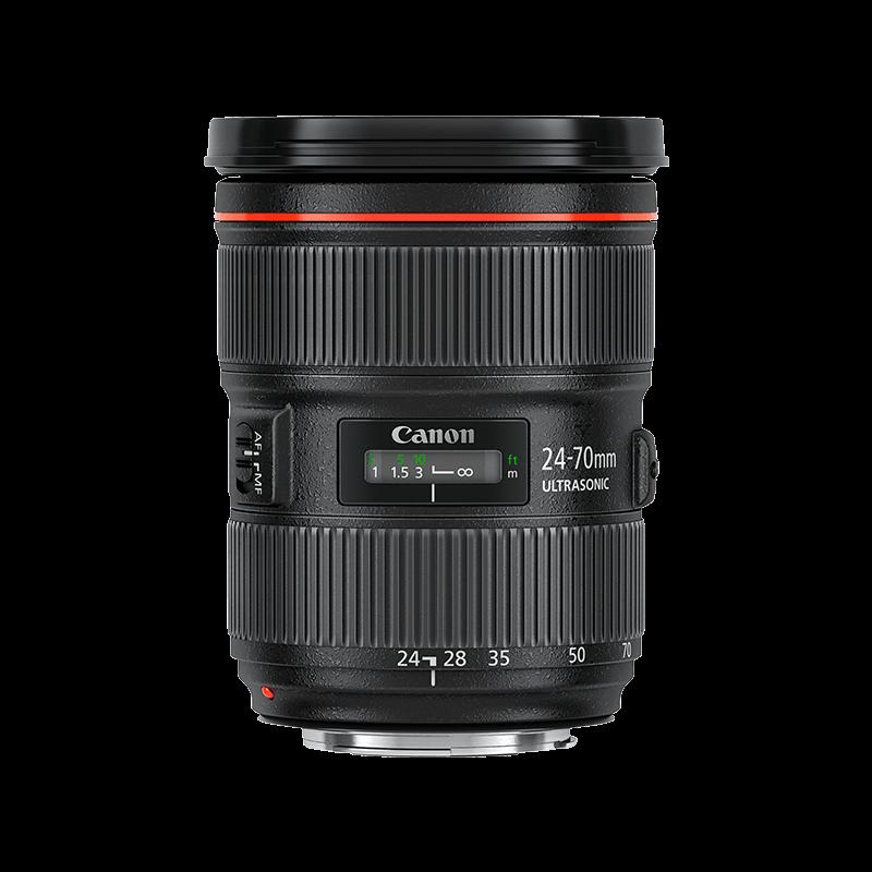 EF 24-70mm f/2.8L II USM L series Lense