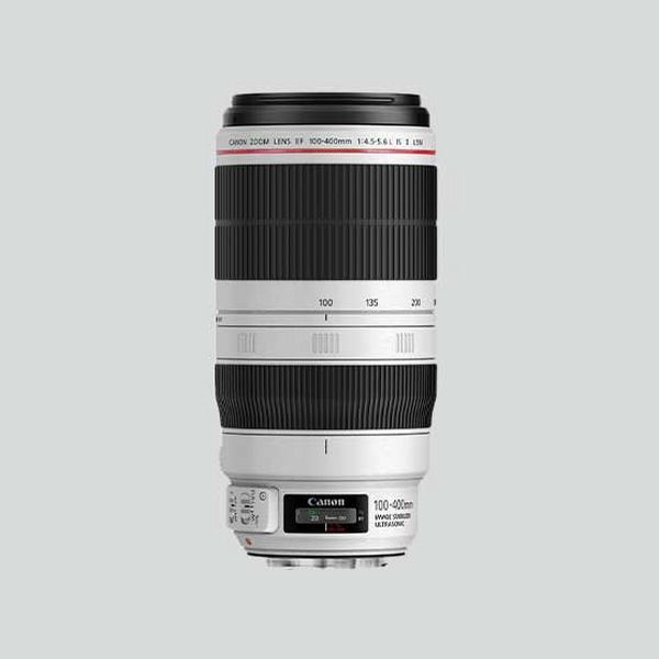 EF 100-400mm f/4.5-5.6L IS II USM lens