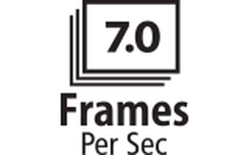 7fps icon