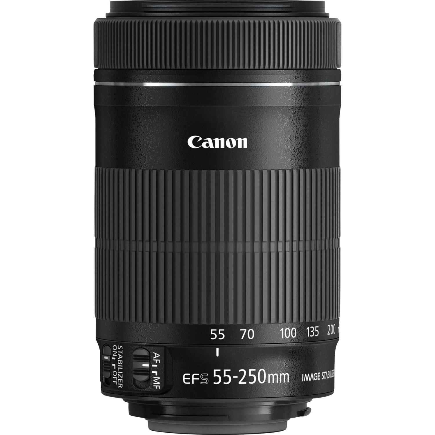 objectif canon ef s 55 250mm f 4 5 6 is stm dans objectifs zooms canon france boutique. Black Bedroom Furniture Sets. Home Design Ideas