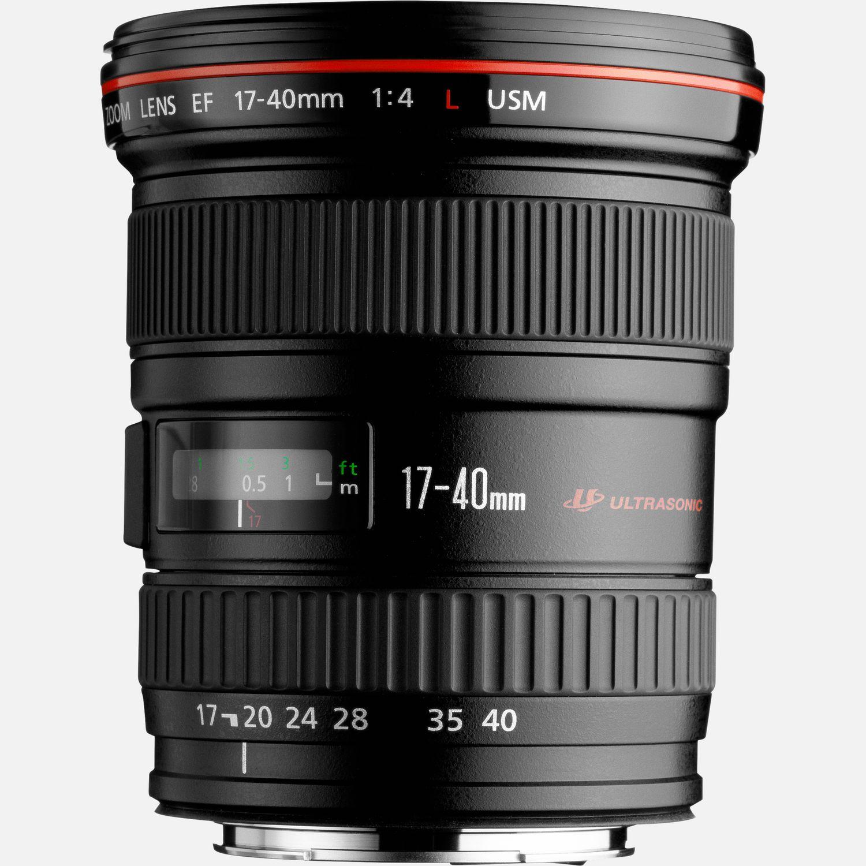 Image of Obiettivo Canon EF 17-40 mm f/4L USM