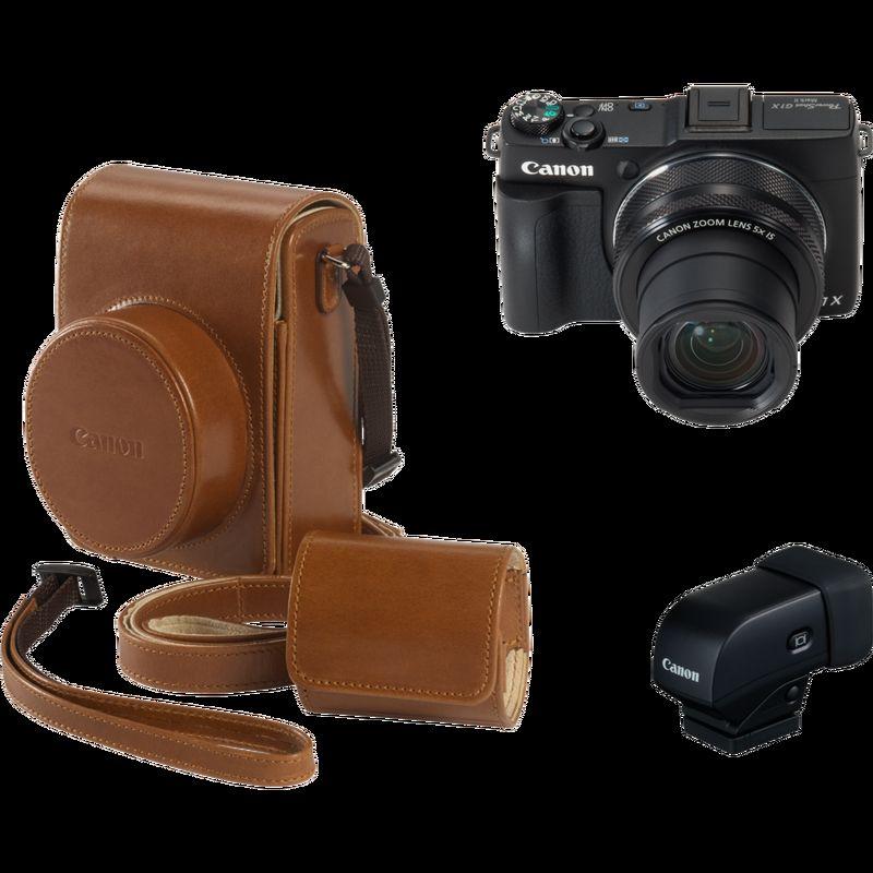 Fa-dc58e adaptador filtro Canon PowerShot g1x II adaptador filtro g1 X Mark 2