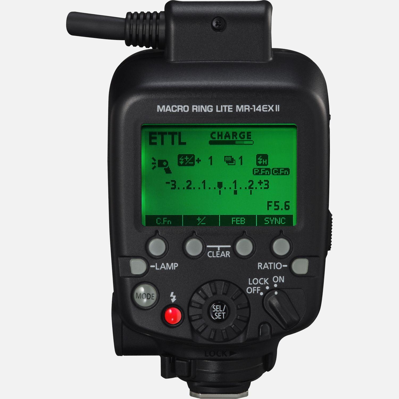 Flash Macro Annulaire Speedlite MR-14EX II Canon