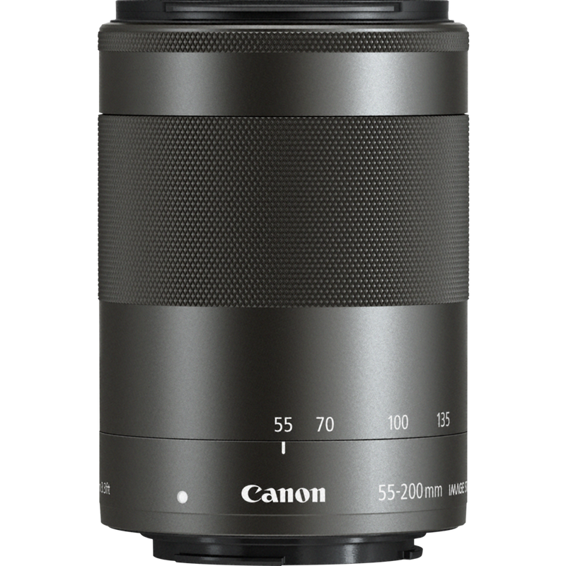 EF-M 55-200 mm f/4.5-6.3 IS STM
