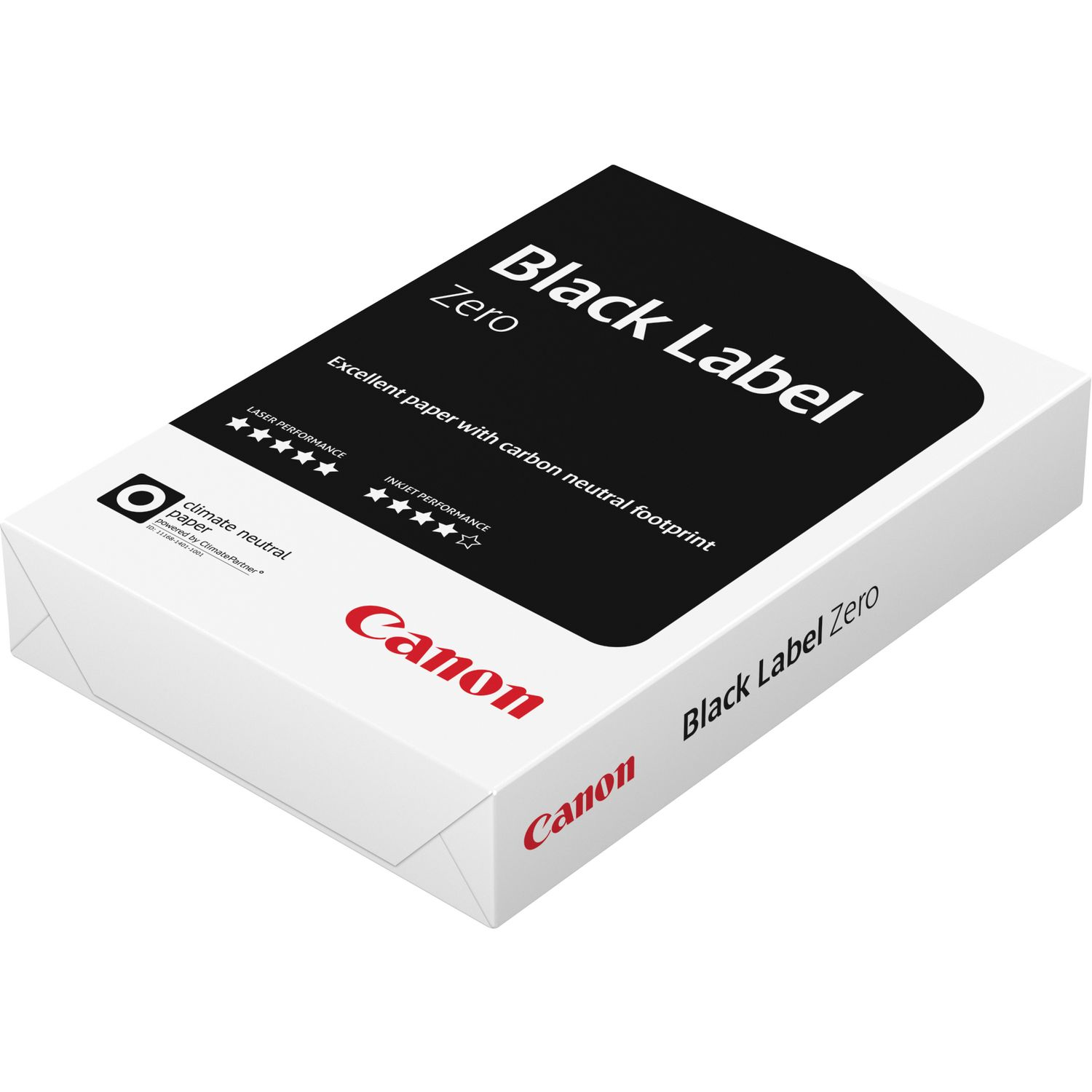 buy canon black label zero fsc 80 g m a4 paper 500 sheets canon uk store. Black Bedroom Furniture Sets. Home Design Ideas