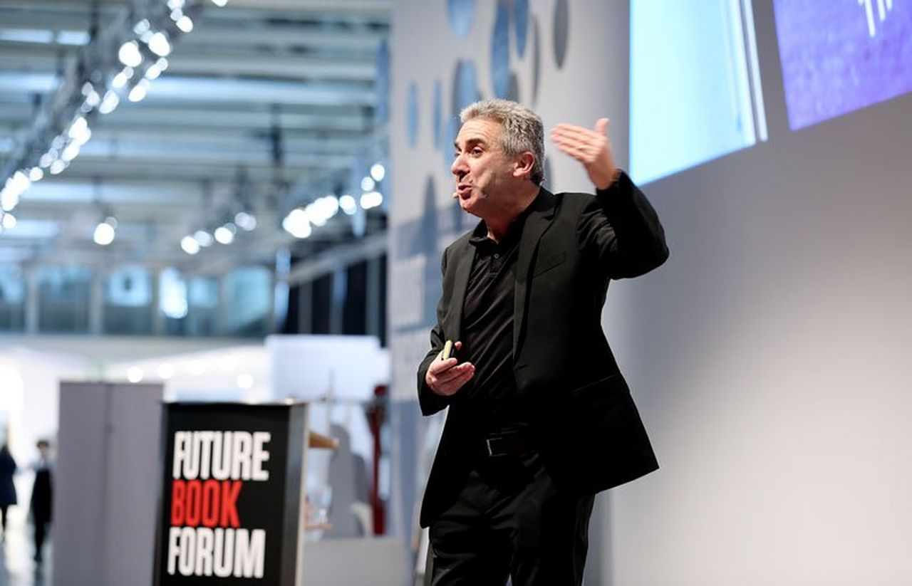 Video highlights from the Future Book Forum