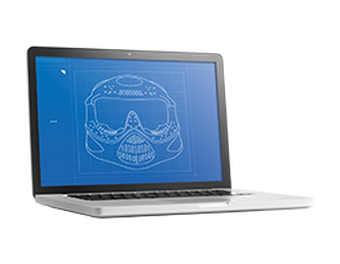Materialise Magics21 3D printing software