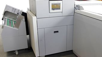 BLM600 booklet maker