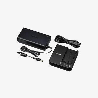Battery Charger CG-A20 (supplied)