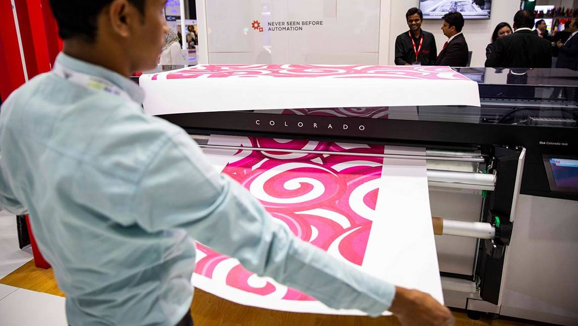 Increasing print business services