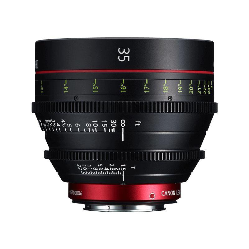 CN E35 35mm T1.5 L F FSL