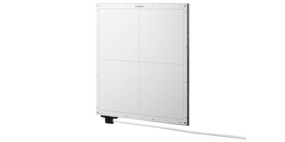 Static Wired Flat Panel Detectors