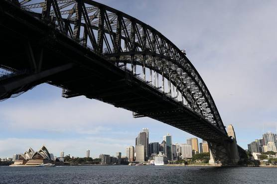 Bridge daytime angle