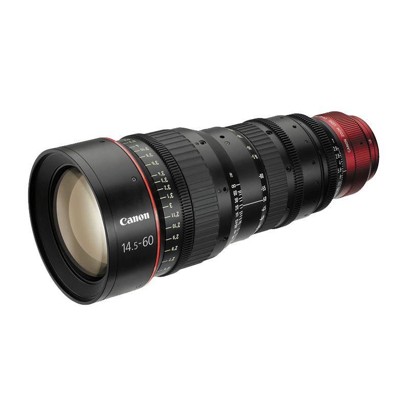 Canon CN E 14.5 60mm T2.6 L S