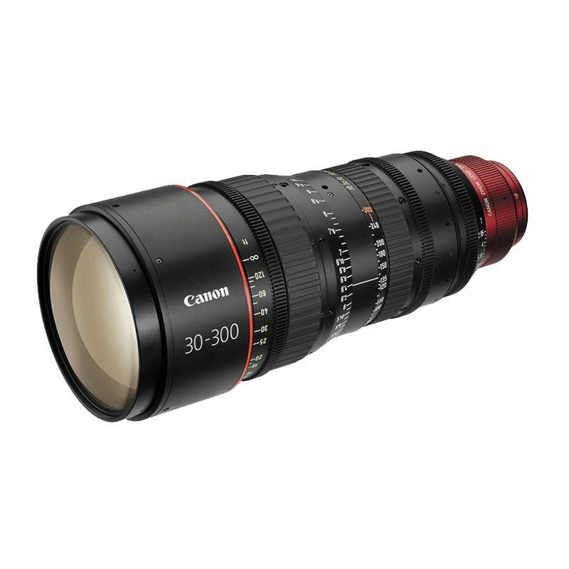 Canon CN E 30 300mm T2.95 3.7 L S