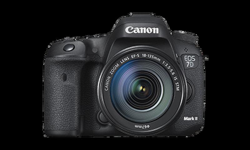 DSLR Cameras - Canon
