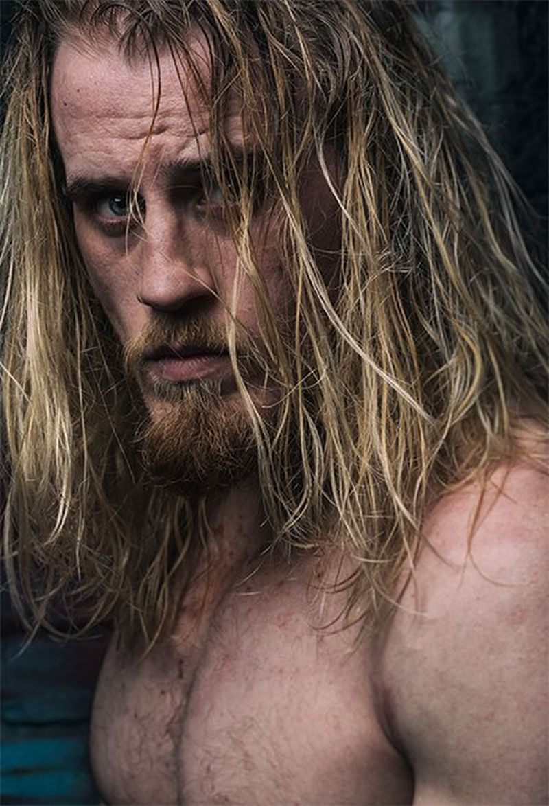 """Portrait of a Wrestler"""" mit Objektiven der L-Serie - Canon Deutschland"""
