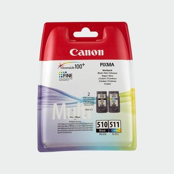 Canon Standard inks pack shot