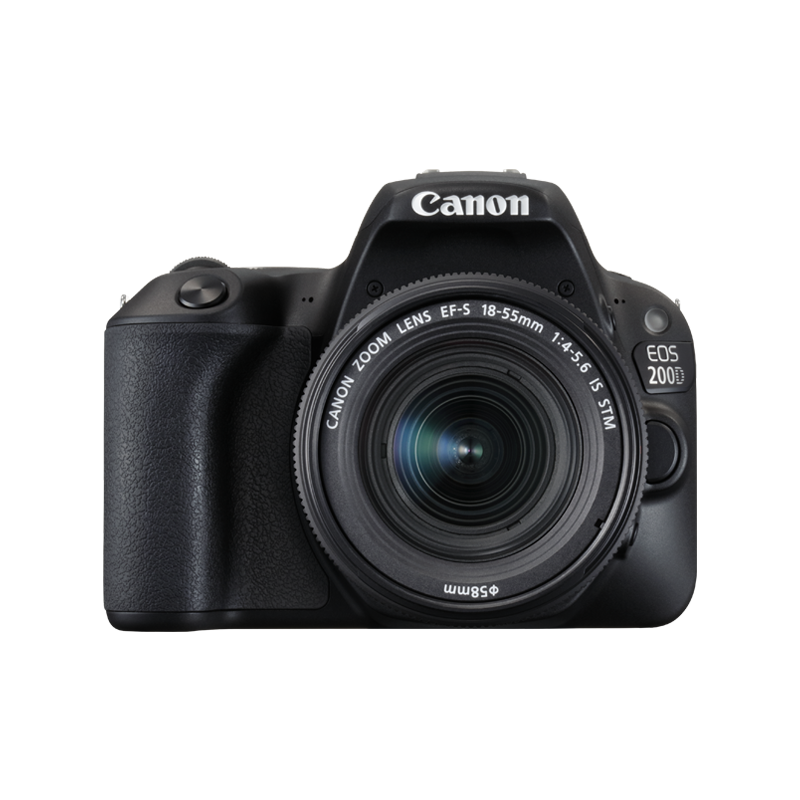 Specifications & Features - Canon EOS 200D - Canon UK