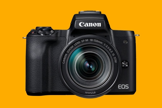 Canon EOS M50 Free Your Story