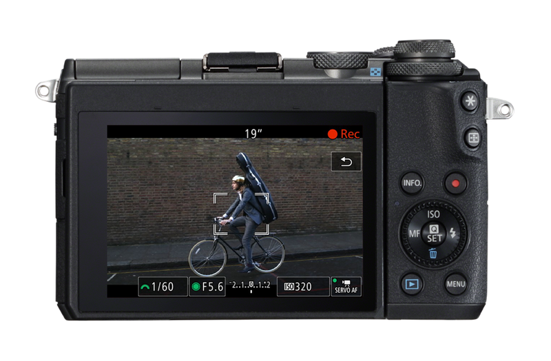 Canon EOS M6 Video