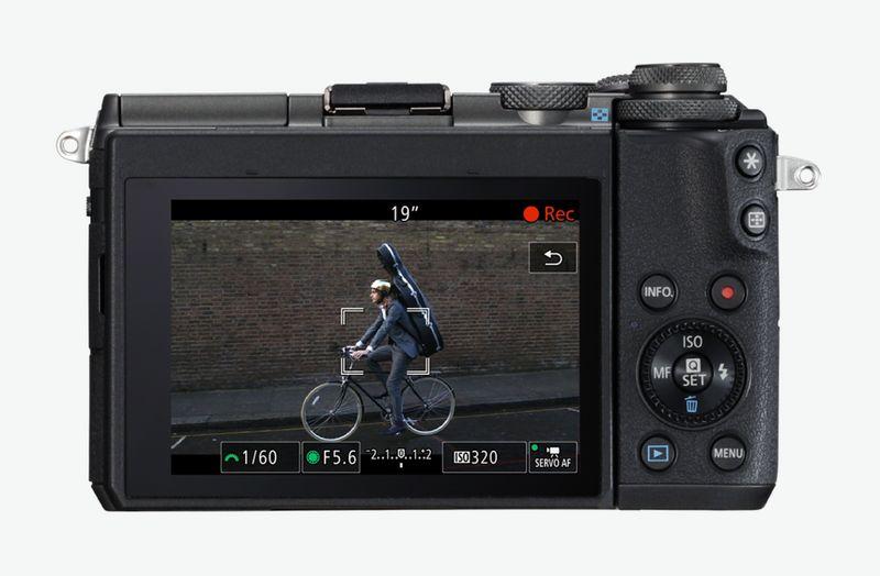 Canon EOS M6 Video