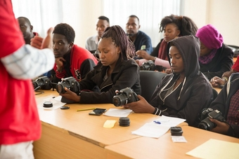 Register for your free Canon Academy workshop