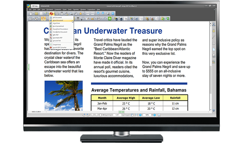 nuance pdf professional 6 editor and reader