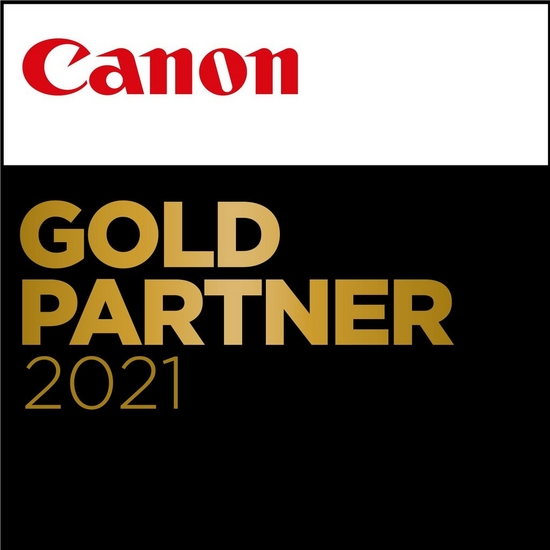 Gold Partner 2018 logo