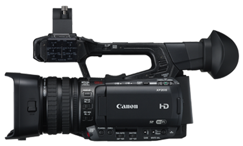 Professional camcorders - Canon UK
