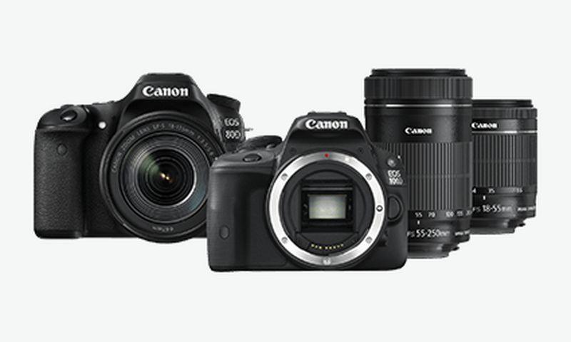 Cameras - Canon