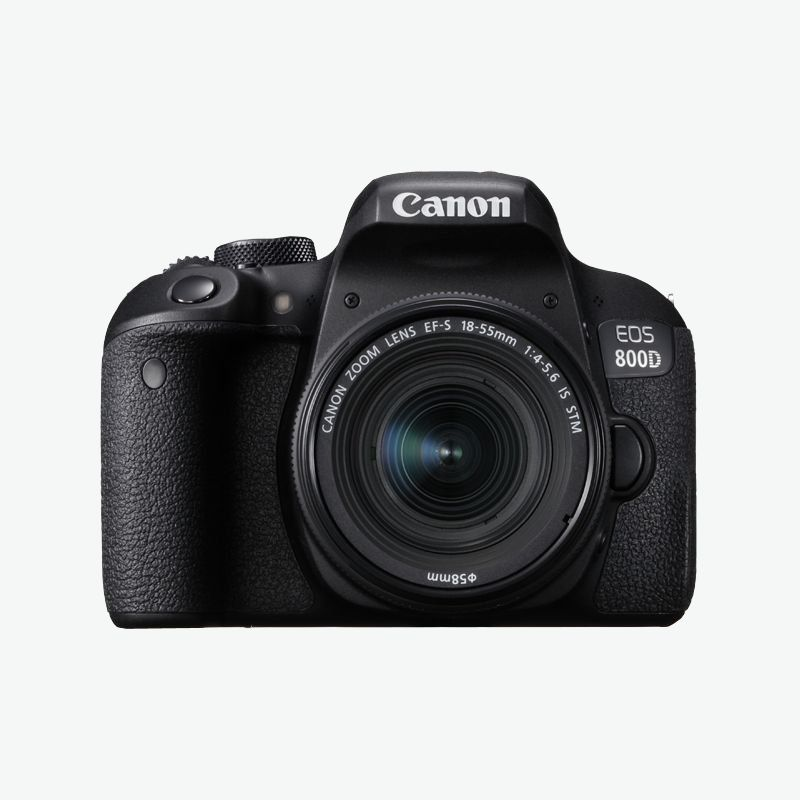 Nuestra gama de cámaras EOS - Canon España