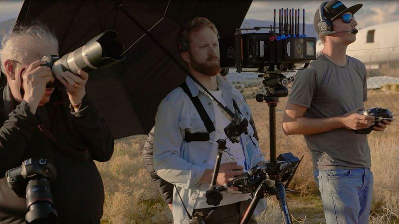 Boneyard Ballet – shot entirely on EOS C300 MARK III