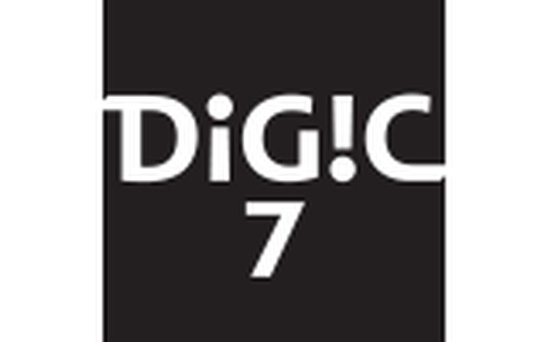 DIGIC7 B&W