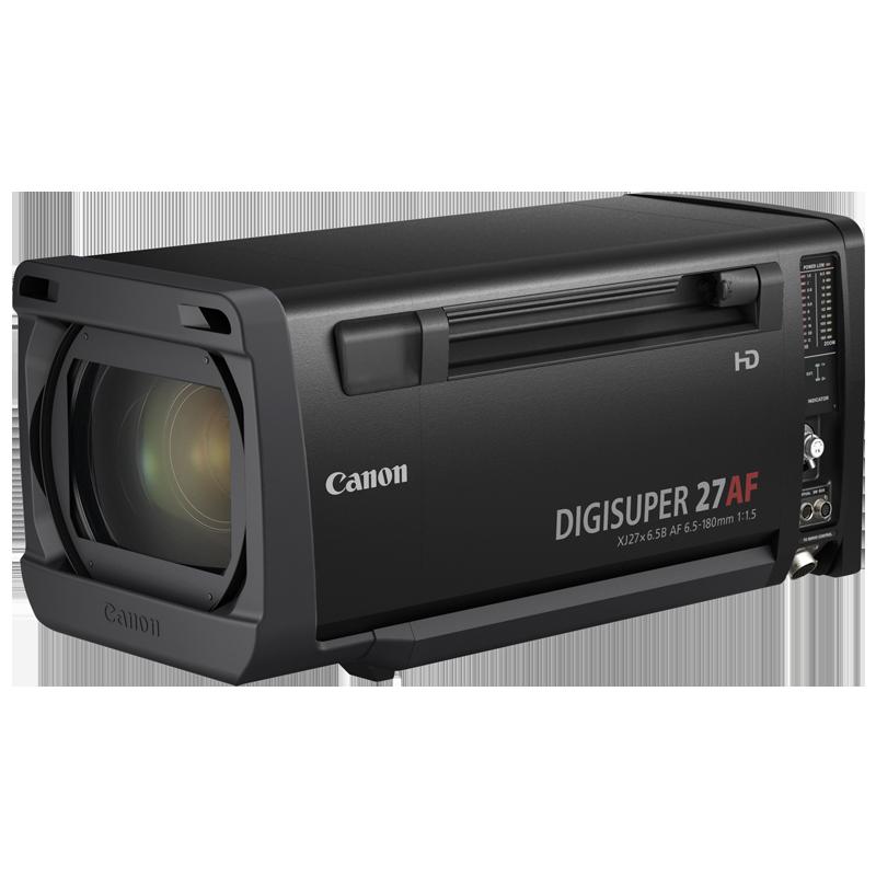 Studio Field Lenses Tv Lenses Canon Uk
