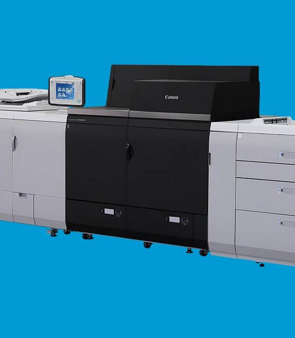 Fast and exceptionally versatile digital press, which offers exceptional quality, productivity and versatility