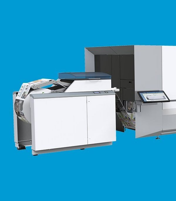 A new generation of high-performance continuous feed inkjet printers
