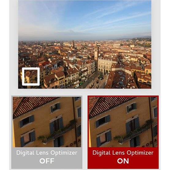 Digital-Lens-Optimiser