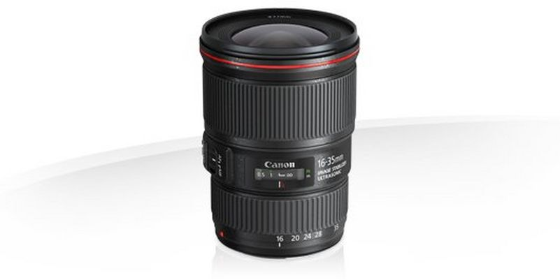 EF 16-35mm f/4L IS USM