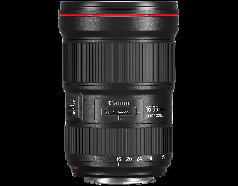 Canon EF 16-35mm f/2.8L III USM product shot