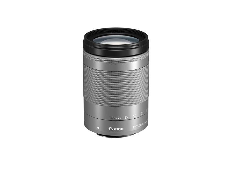 EF-M 18-150mm f/3.5-6.3 IS STM Silver
