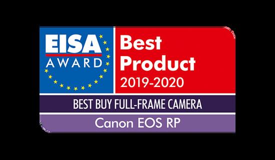 EISA Award Canon EOS RP