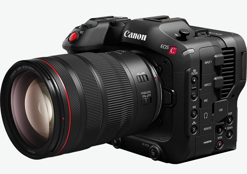 EOS C70 Cinema